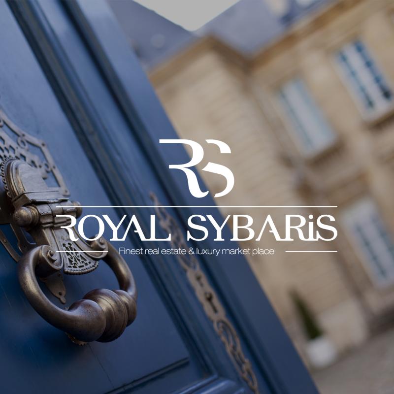 Logotype du promoteur immobilier Royal Sybaris