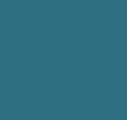 Pictogramme avion en papier bleu