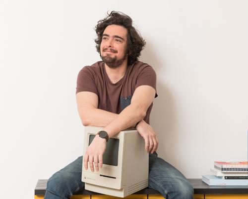 Portrait photo de Yann, notre co associé et directeur de création