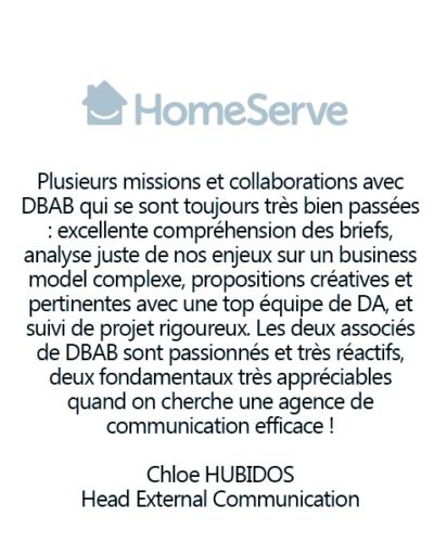Slider - Avis client DBAB
