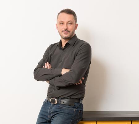 Le portrait de Sébastien, notre co associé et responsable de clientèle