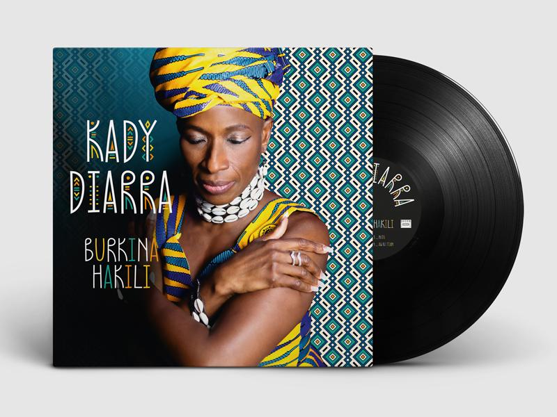 Nouvelle album BurkiniHakili de Kady Diarra