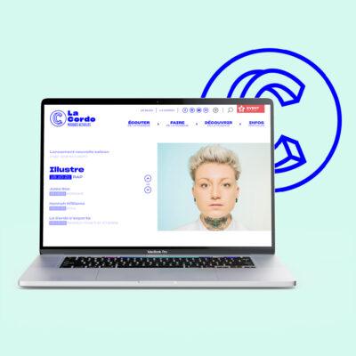 Site web La Cordo